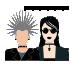Rencontre Gothique, Emo, Punk et Métal